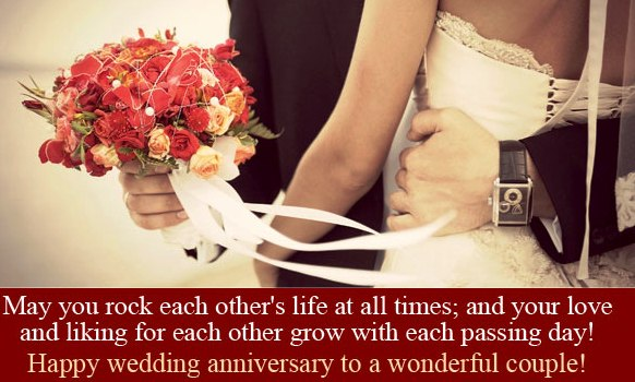 Happy wedding anniversary romantic love messages for wife wedding