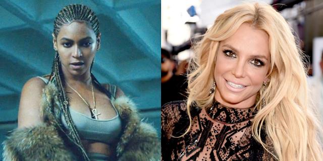 Britney Spears compartió su opinión sobre el nuevo álbum de Beyoncé