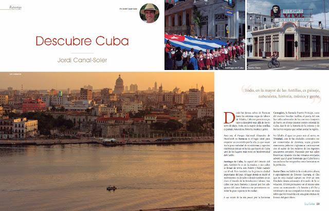 Reportaje Cuba SOY CARIBE