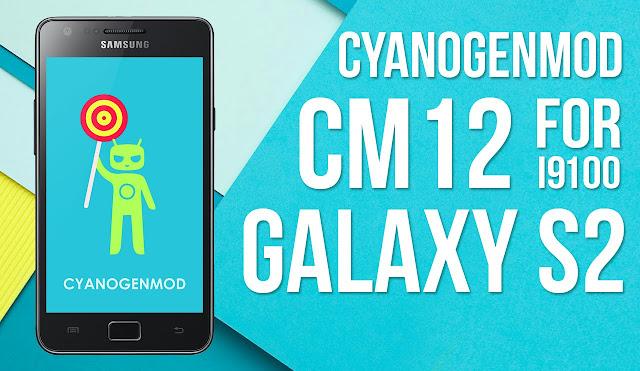 Samsung Galaxy S2 - CyanogenMod 12 com Android 5.0 Lollipop