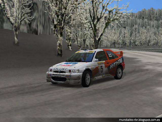 Escort WRC Sainz