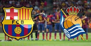 مباراة برشلونة وريال سوسيداد بث مباشر اليوم 15/9/2018 Barcelona vs Real Sociedad live