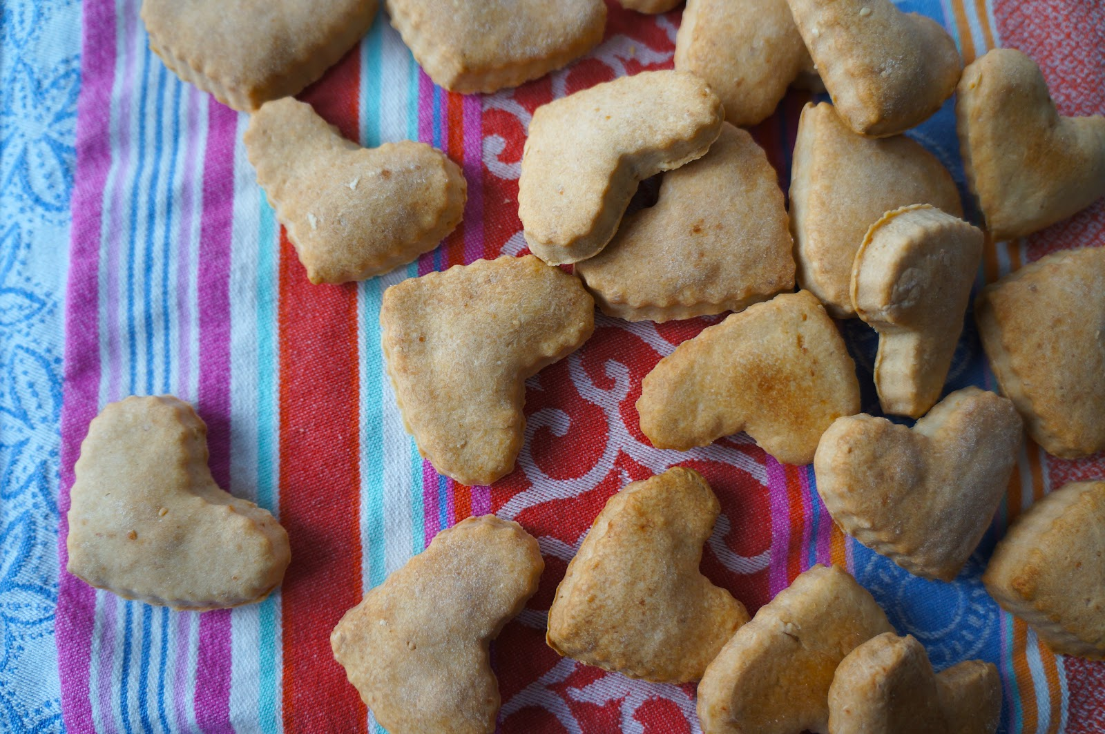 Hardly Housewives Homemade Bacon Peanut Butter Dog Treats