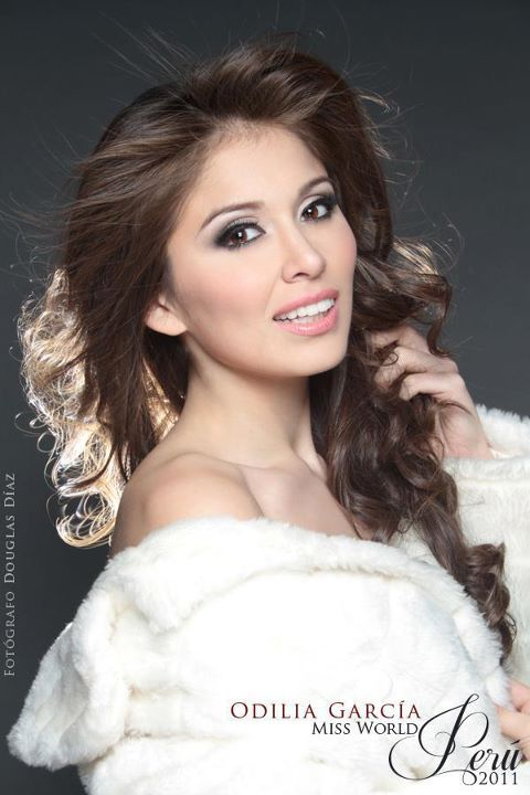 Miss Peru se prepara para viajar a Londres, Miss World 2012