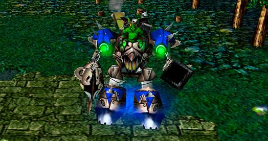 Goblin Shredder | Rizzrak DotA 1 | DotA Allstars