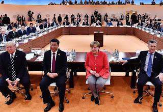 Cumbre del G20 en Alemania,