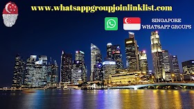 Singapore WhatsApp Group Join Link List