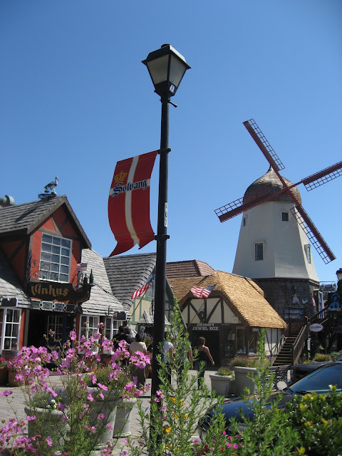 Essential Itinerary for a Big Sur Road Trip: Solvang, CA