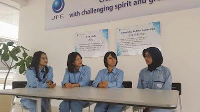 Lowongan Kerja Jobs : Product Design & Quality Control Staff, Quality Assurance (QA) Lulusan Baru Min SMA SMK D3 S1 PT JFE Steel Galvanizing Indonesia (JSGI) Membutuhkan Tenaga Baru Seluruh Indonesia