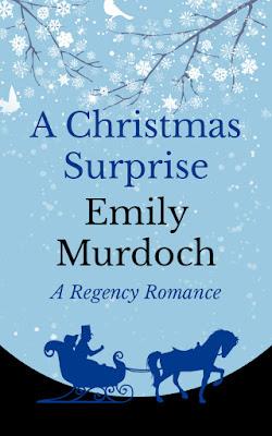 A Christmas Surprise by Emily Murdoch book cover
