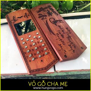 vỏ gỗ điện thoại,Vỏ gỗ 1280
