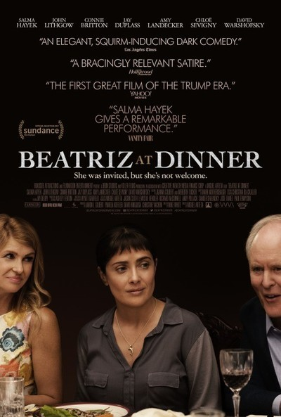 Beatriz at Dinner 2017 Legendado