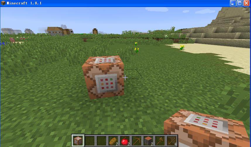 【當個創世神】指令方塊Minecraft指令生成器 v1_1_14