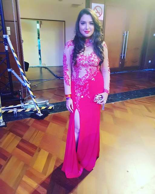 Amrapali Dubey International Bhojpuri Film Awards Image