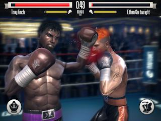 Merupakan game boxing dengan mengedepankan faktor real yang artinya game ini mencoba untuk Unduh Game Android Gratis Real Boxing apk + obb