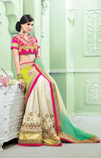 Latest Cotton sarees 2015