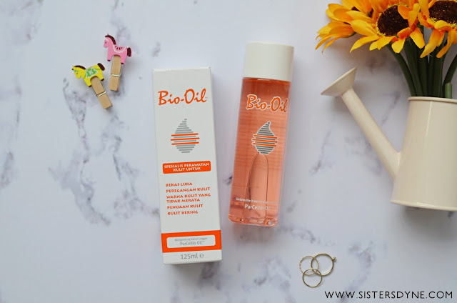 Packaging Bio Oil