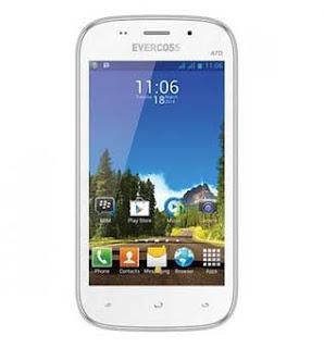 Spesifikasi dan Harga HP Android Evercoss A7D