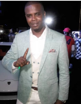 Meet Funke Akindele and husband, JJC Skillz as they steps out together - pictures