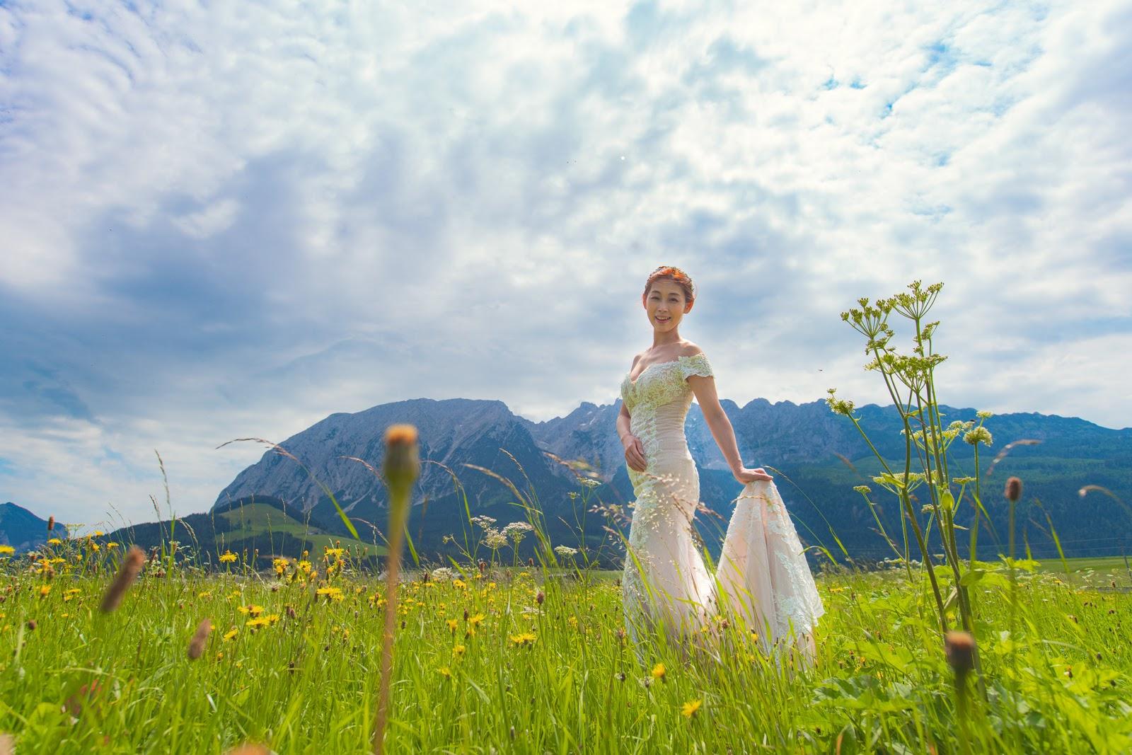 Hallstatt 哈爾斯塔特 海外婚紗