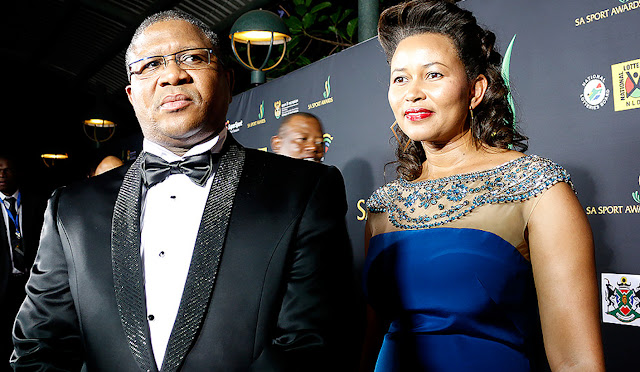 Fikile Mbalula wife Nozuko Nozuko fraud housing freestate