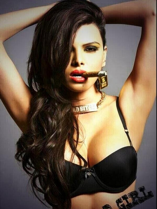 Celebrity Originality Sherlyn Chopra Latest Nude Photo On -2630