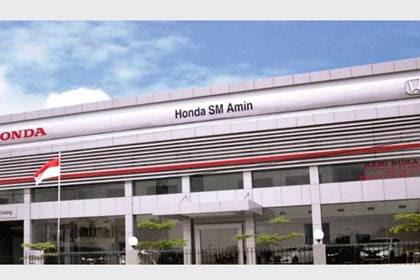 Lowongan Honda SM Amin Pekanbaru Siak November 2018