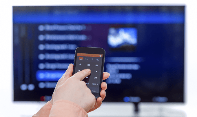 How to Turn your Android Phone into a Universal Remote Controller?