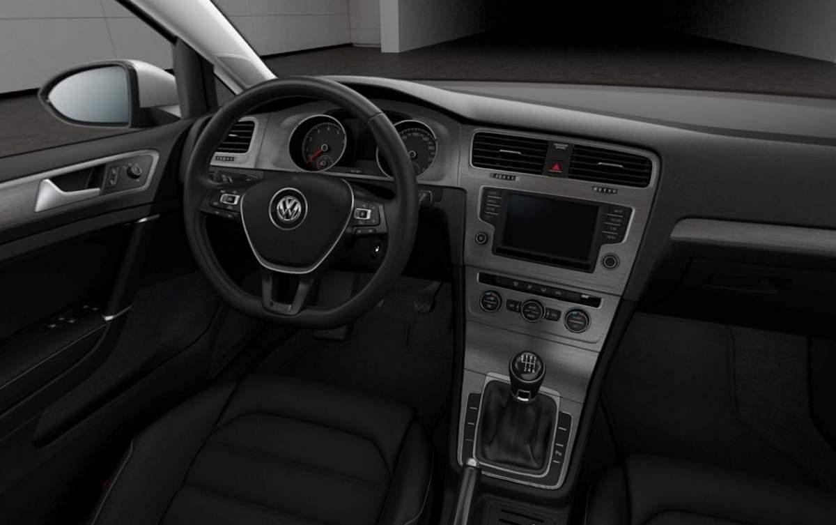 vw golf 1 0 tsi autom tico chega em 2017 aposenta o msi car blog br. Black Bedroom Furniture Sets. Home Design Ideas