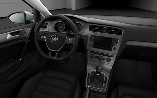 VW Golf 1.0 TSI Comfortline Automático