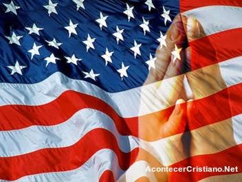 Oraciones en actos oficiales en Estados Unidos