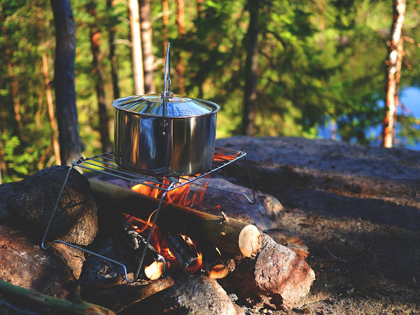 5 Great Benefits To Camping With Your Kids!