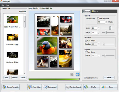 CollageIt Pro Full Version