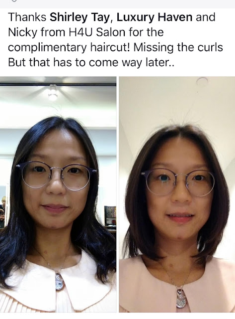 singapore best hair cut h4u salon reviews