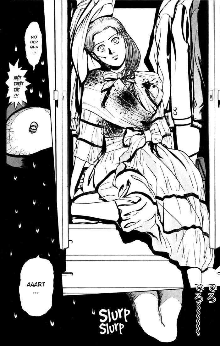 Psychometrer Eiji chapter 30 trang 21