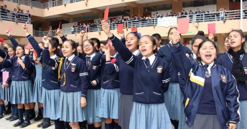 ATENCIÓN: Colegios privados solo deben cobrar cuota de ingreso por una única vez, advierte INDECOPI