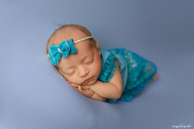 Hania- sesja noworodkowa