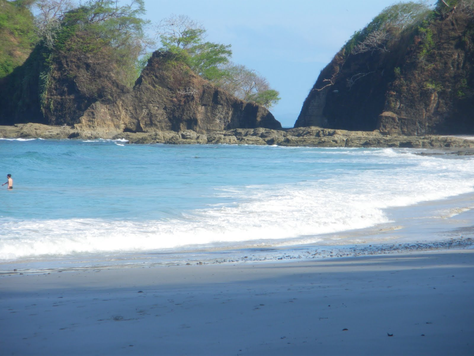 Rauhala Ramblers Leon Beach Pacific Costa Rica