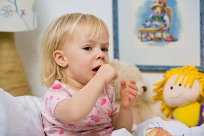 Cách chữa viêm họng ở trẻ em