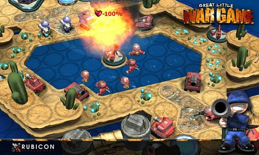 Top 5 War Based Games For Android Techsource