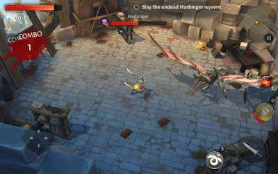 تحميل لعبة dungeon hunter 5 مهكرة للاندرويد