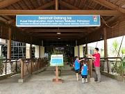 Pusat Penghayatan Alam Taman Wetland, Putrajaya