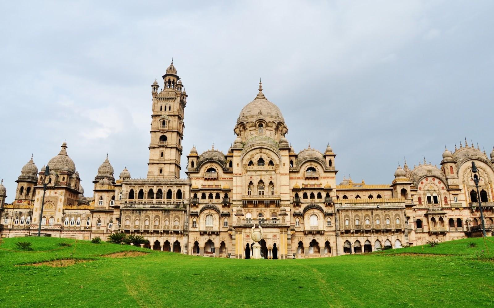 3d Wallpaper In Bangalore Gujarat Heritage Sites Lakshmi Vilas Palace
