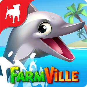 FarmVille: Tropic Escape Mod Apk 1.8.735 Unlimited Money Coins Update Terbaru Android