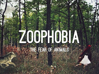 zoophobia, fear of animals