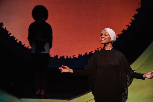 Simply Simone: The Music of Nina Simone | Theatrical Outfit | Photo: Christopher Bartelski