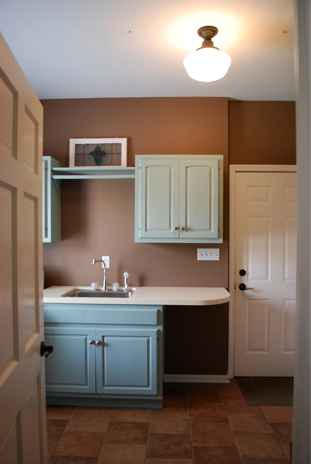 Sweet Chaos Home Mudroom Makeover Stage Four
