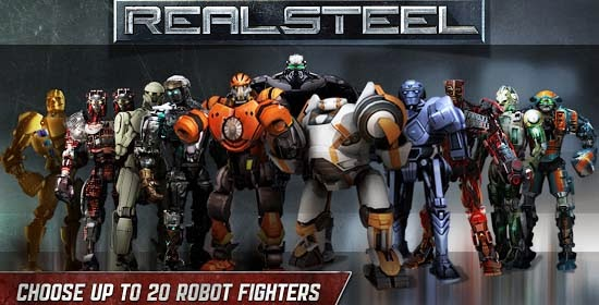 Real Steel HD Apk