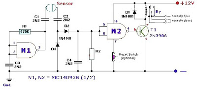 What Must todo: Simple Fluid Level Sensor