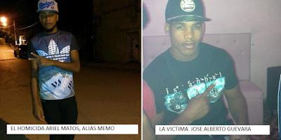 El autor del asesinato de un joven en La Ciénaga había matado a otra persona
